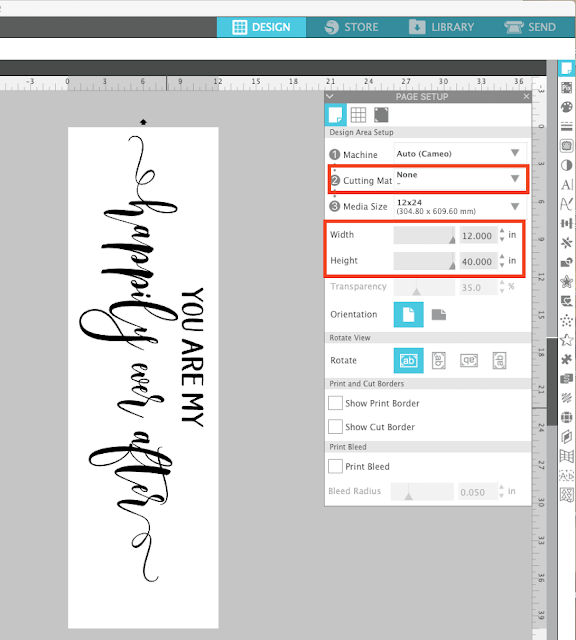 silhouette studio v4, cutting longer, silhouette studio tutorials, how to use silhouette, silhouette cameo tutorial
