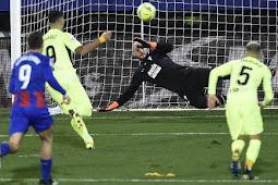 Klasemen Liga Spanyol; Eibar vs Atletico Madrid 1-2 dan Valencia vs Osasuna 1-1