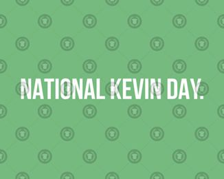 National Kevin Day Wishes for Whatsapp