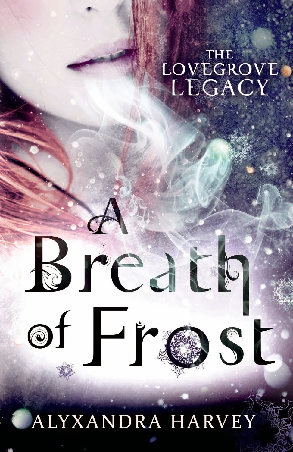 A Breath of Frost by Alyxandra Harvey (book review)