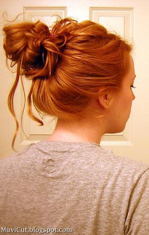 easy hairstyles school
