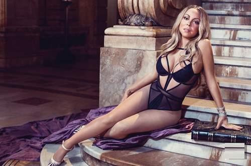Góc khuất cuộc đời Mariah Carey sau ánh hào quang - Ảnh 1