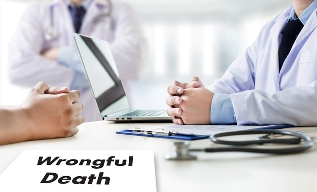 most common types of wrongful death cases