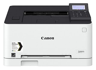 function color Light Amplification by Stimulated Emission of Radiation beam figurer printer for abode in addition to small-scale business office buildings Canon i-SENSYS LBP611Cn Drivers Download