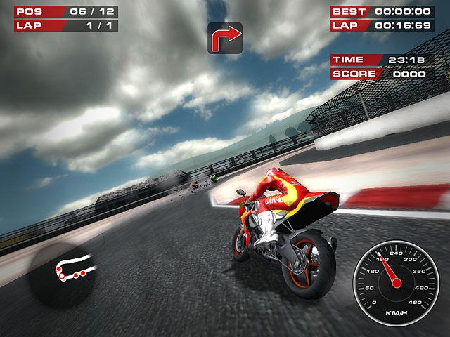 لعبة Superbike Racers