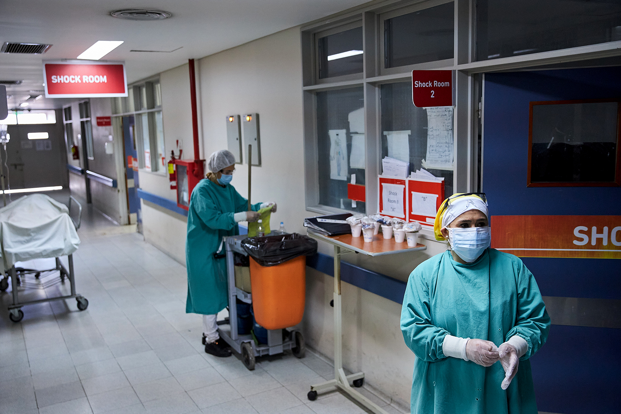 Coronavirus en Argentina reporte diario