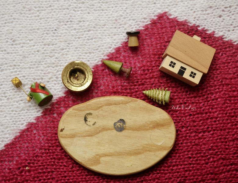 Diy básico en el que un desastre hace que una casita de madera quede más bonita