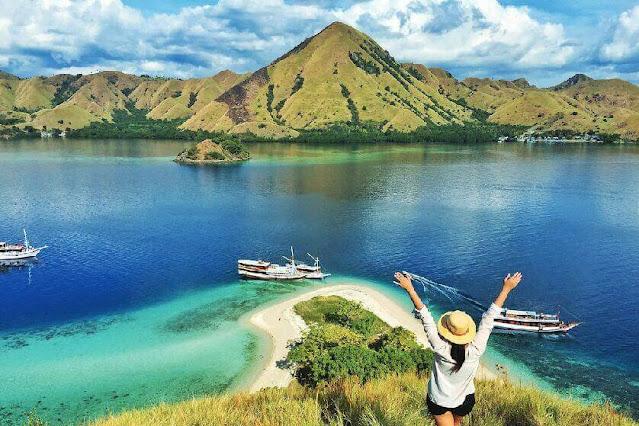 Spot wisata yang ada di Nusa Tenggara Timur