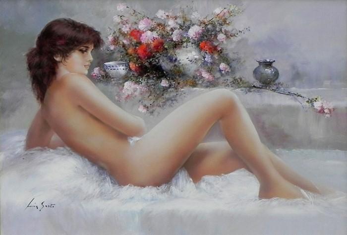 Романтический реализм. Lucia Sarto 18