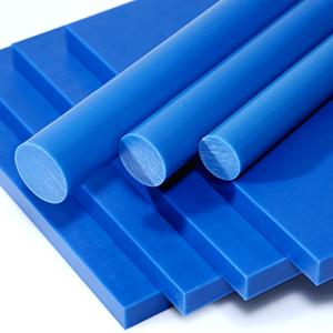 Tấm nhựa MC xanh dương