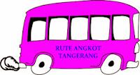 rute angkutan umum di kota tangerang