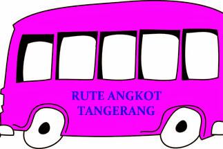 Rute Angkot di Tangerang