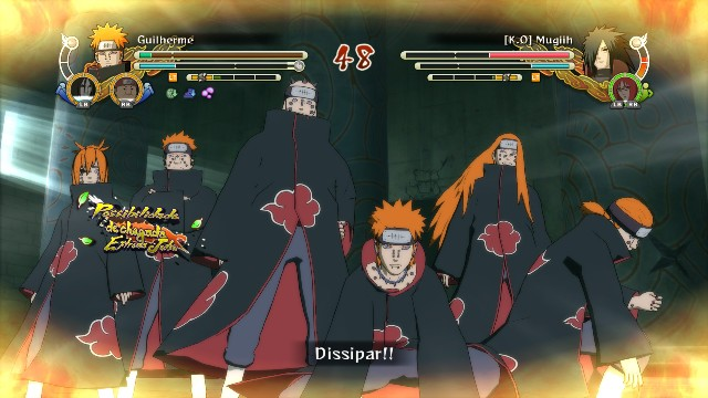 Download Naruto Ultimate Ninja Storm 3 PC Games Gameplay