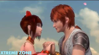 Main Hoon Saath Tere Animated Song Video Download