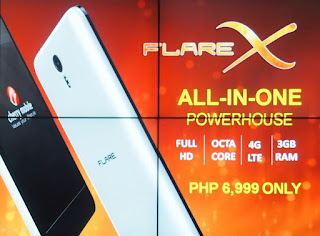 Cherry Mobile Flare X Launched, 5.5-inch HD 64-bit Octa Core 3GB RAM LTE for Php6,999