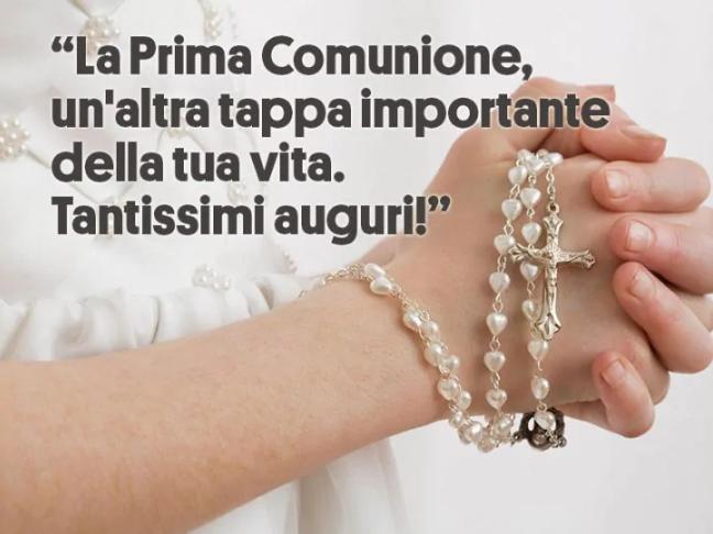 Frasi Prima Comunione Best First Communion Quotes Digemax