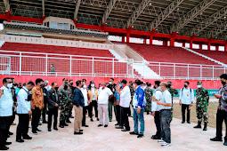 Mahfud MD dan Tito Karnavian Pastikan Persiapan Venue PON XX Papua di Merauke