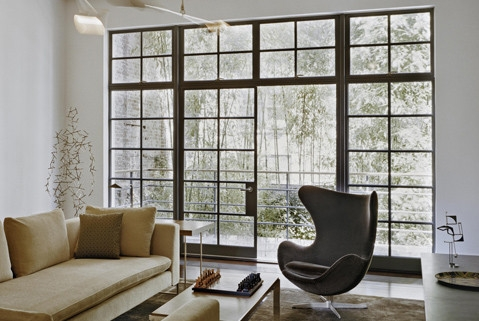 CULTIVER: Steel frame windows