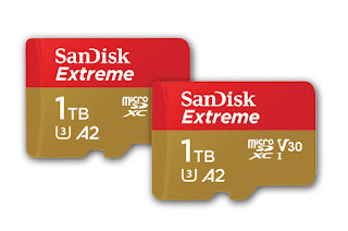 SanDisk 1 TB micro SD card Price dropped on Amazon