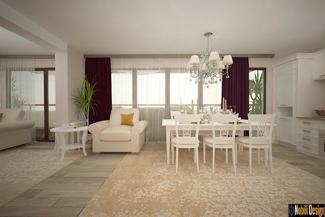 Design interior vila clasica Constanta - Amenajari interioare case Constanta