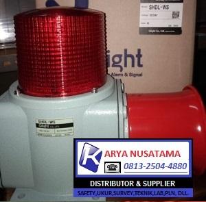 Jual SHD WS-220V Lampu Siren Qlight Kirim Papua