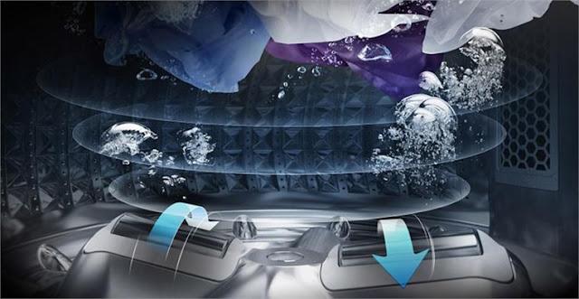 Máy giặt Samsung WA85J5712SG/SV