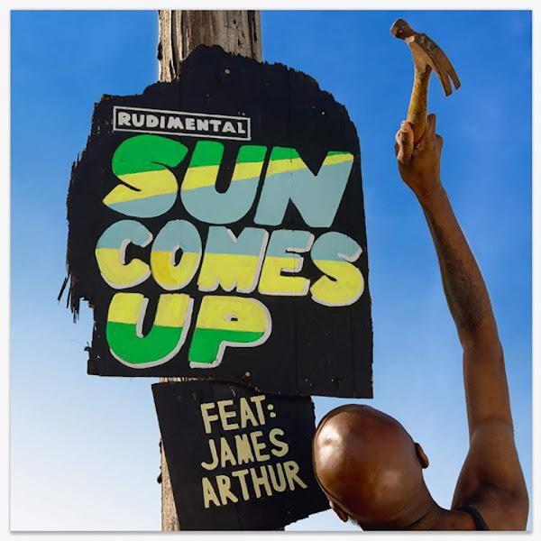 Rudimental - Sun Comes Up (feat. James Arthur) - Single Cover