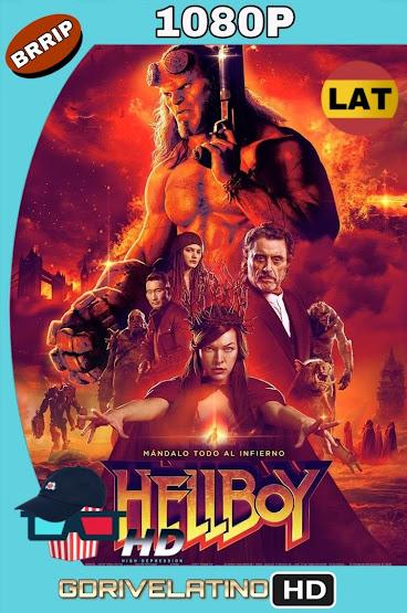 Hellboy (2019) BRRip 1080p Latino-Ingles MKV