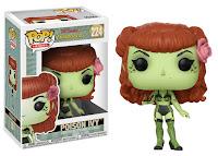 Pop! Heroes: DC Bombshells Serie 2 Poison Ivy