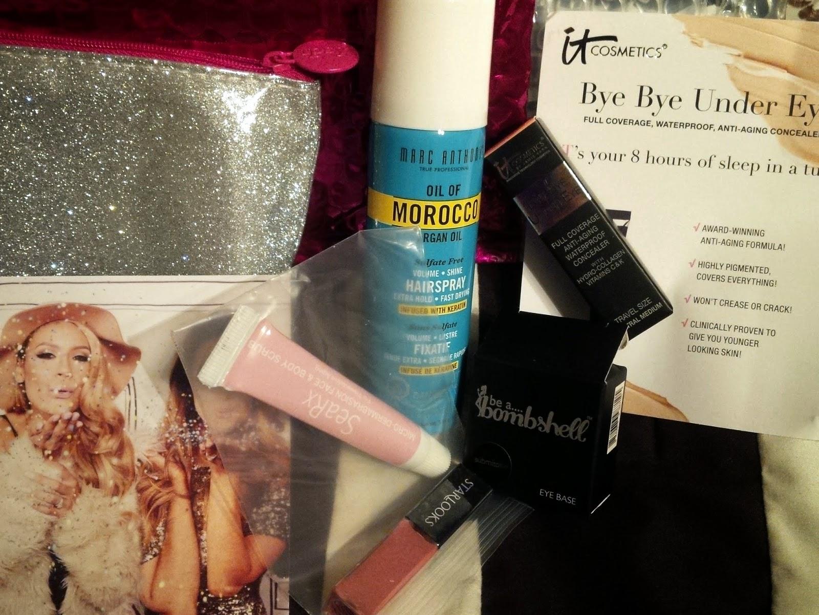 November 2014 ipsy Glam Bag review - Girl Meets Glitter