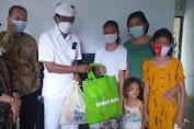 Kemen PPPA Salurkan Bantuan Bagi Anak Yatim Piatu di Jembrana
