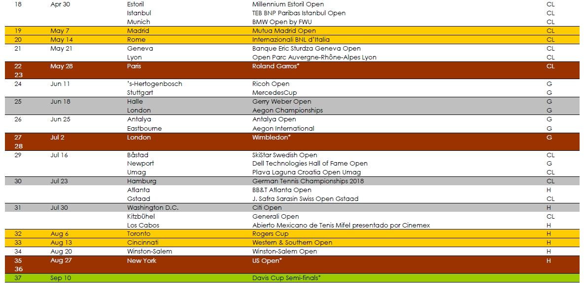 Calendario Liturgico 2020 2020.Atp Calendario Atp Calendario Calendario Liturgico 2019