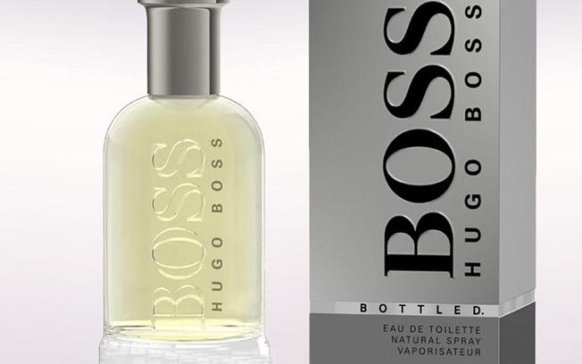 parfum pria terbaik terlaris yang disukai wanita Hugo Boss Number 6