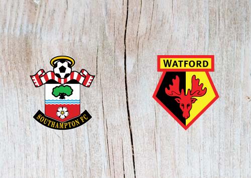 Southampton vs Watford - Highlights 10 November 2018