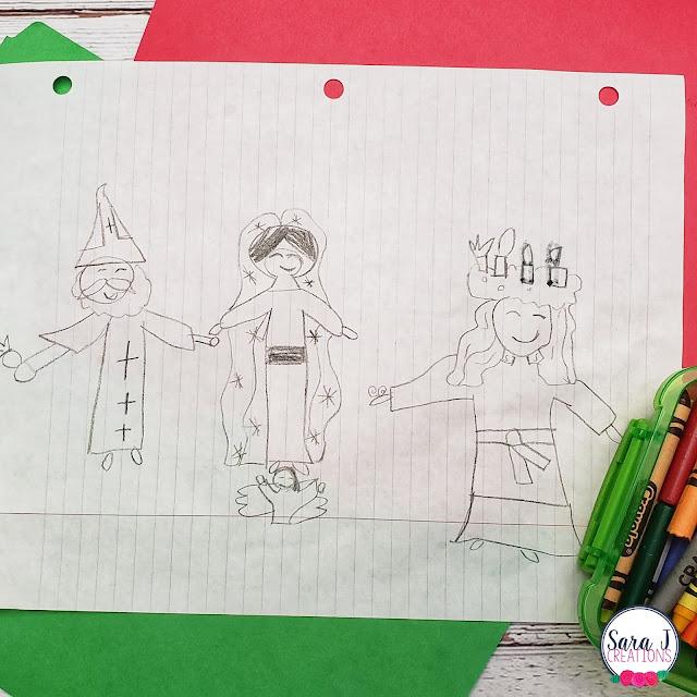 Drawing Catholic saints with YouTube videos