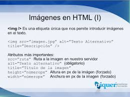 Power Point de imagenes en HTML