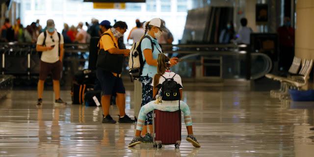 Η ΑΝΑΚΟΙΝΩΣΗ ΤΟΥ ΣΤΕΪΤ ΝΤΙΠΑΡΤΜΕΝΤ ΗΠΑ: Αίρεται η ταξιδιωτική οδηγία που αφορούσε όλο τον πλανήτη -Στο εξής θα αξιολογείται ο κίνδυνος ανά χώρα