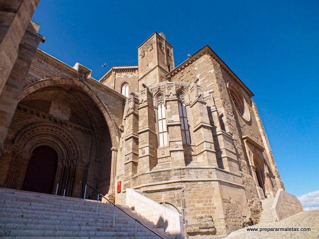 visitar la Seu Vella de Lleida