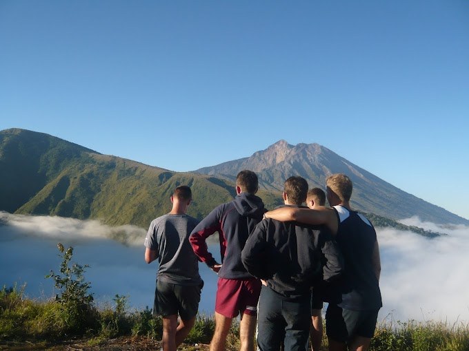 Mount Rinjani Trekking 2D1N To Second Summit 3,200 m - Via Tetebatu