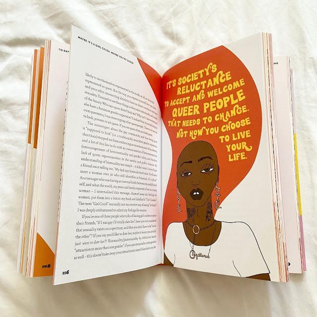Women don't owe you pretty book illustration