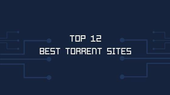 top torrrent sites