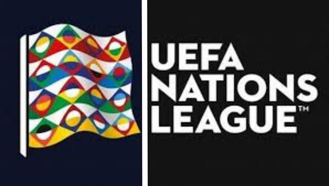 شعار دورى الأمم الأوروبية