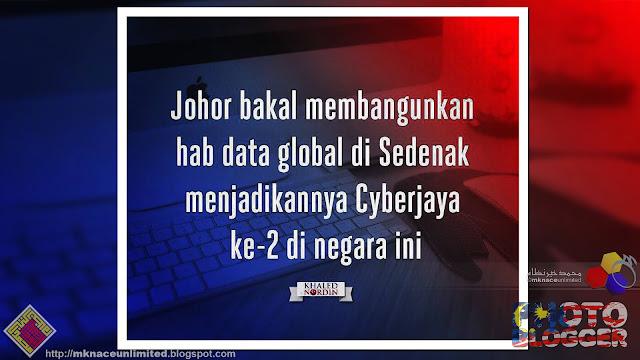 ... kawasan berpotensi sebagai Cyberjaya Johor Bahru yang akan mewujudkan  banyak peluang pekerjaan berasaskan pengetahuan dan menarik lebih banyak  pelaburan ... 900e985510