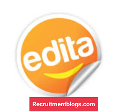 Quality Specialist At Edita For food industries