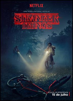 Stranger Things - 1ª Temporada Completa (Dual Audio)