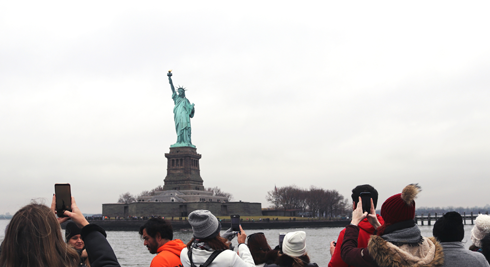 Statue Cruises Liberty Island NYC