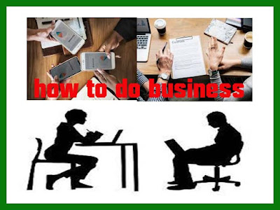 how to do business