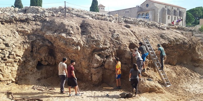 Ανασκαφές 2019 : Στην Αρχαία Ελληνική Πόλη Empuries Στην Καταλονία