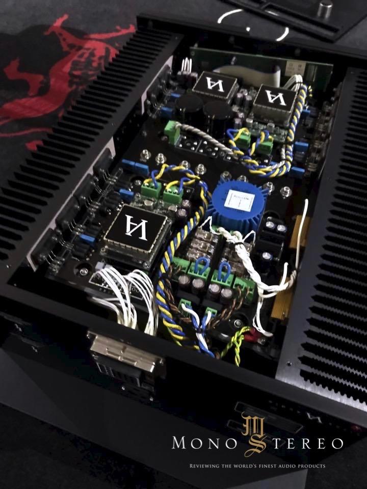 Mono and Stereo High-End Audio Magazine: VITUS AUDIO MPL