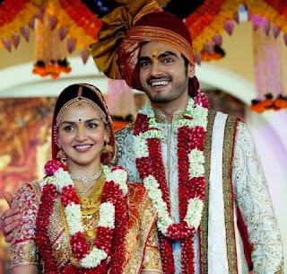 Esha Deol with her husband Bharat Takhtani